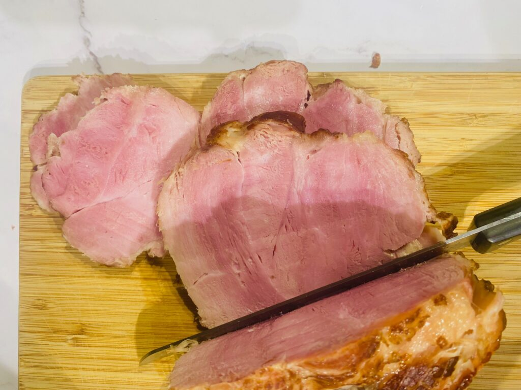 carving gammon