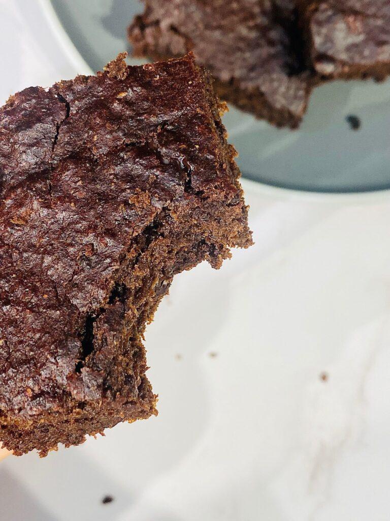 chocolate beetroot brownie