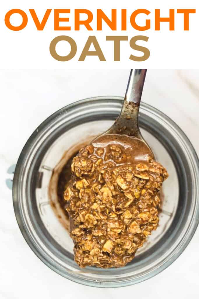 how to make chocolate overnight oats