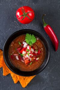 how to make homemade salsa