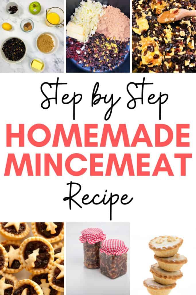 how to make mincemeat