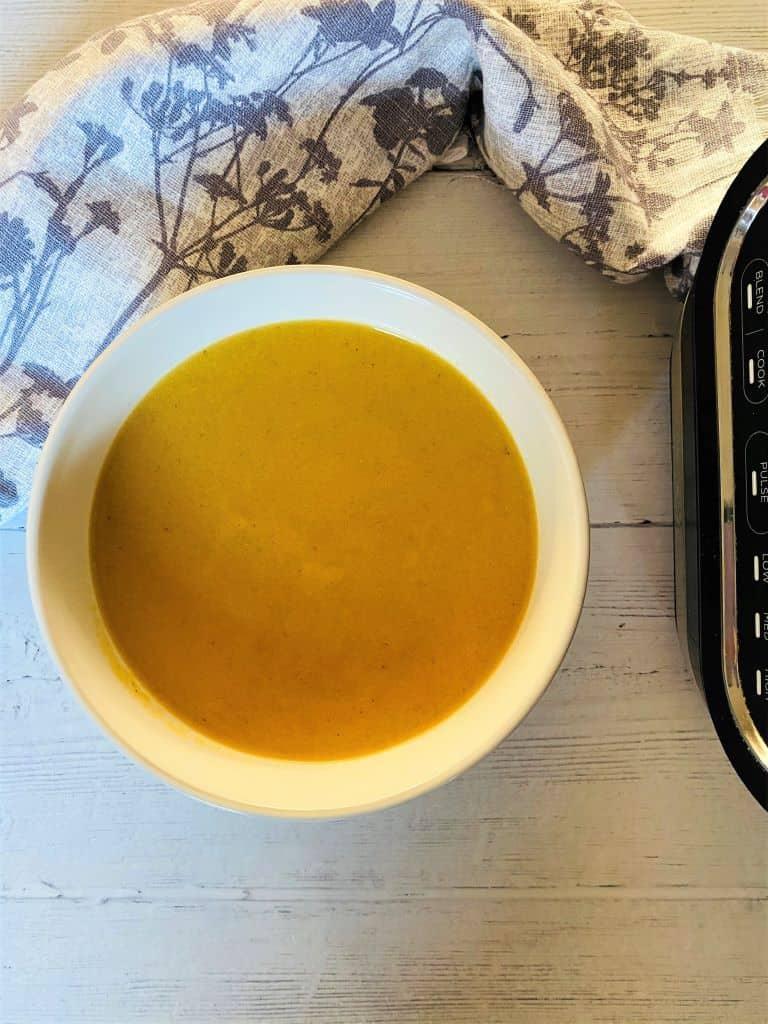 leftover turkey soup ninja soup maker