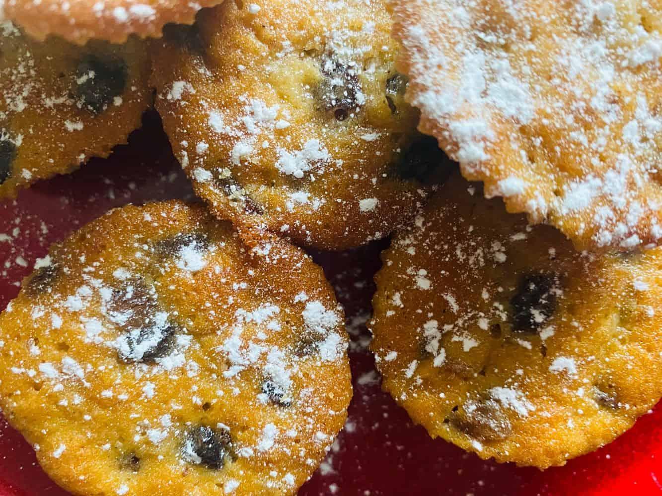 mincemeat cupcakes