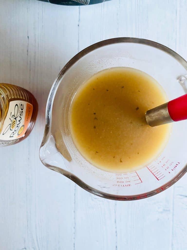 sauce for chicken honey mustard