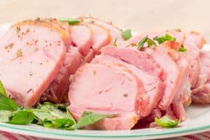 slow cooker gammon recipe