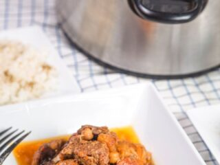 slow cooker lamb tagine recipe
