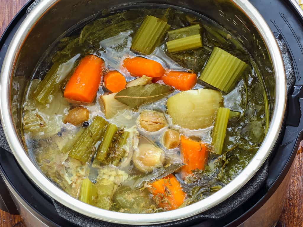stock levels for slow cooker